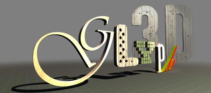 Glyph3D